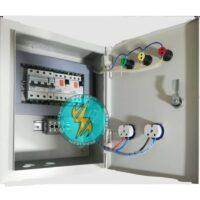 تابلو راه اندازی الکتروموتور سه فاز و توزیع برق