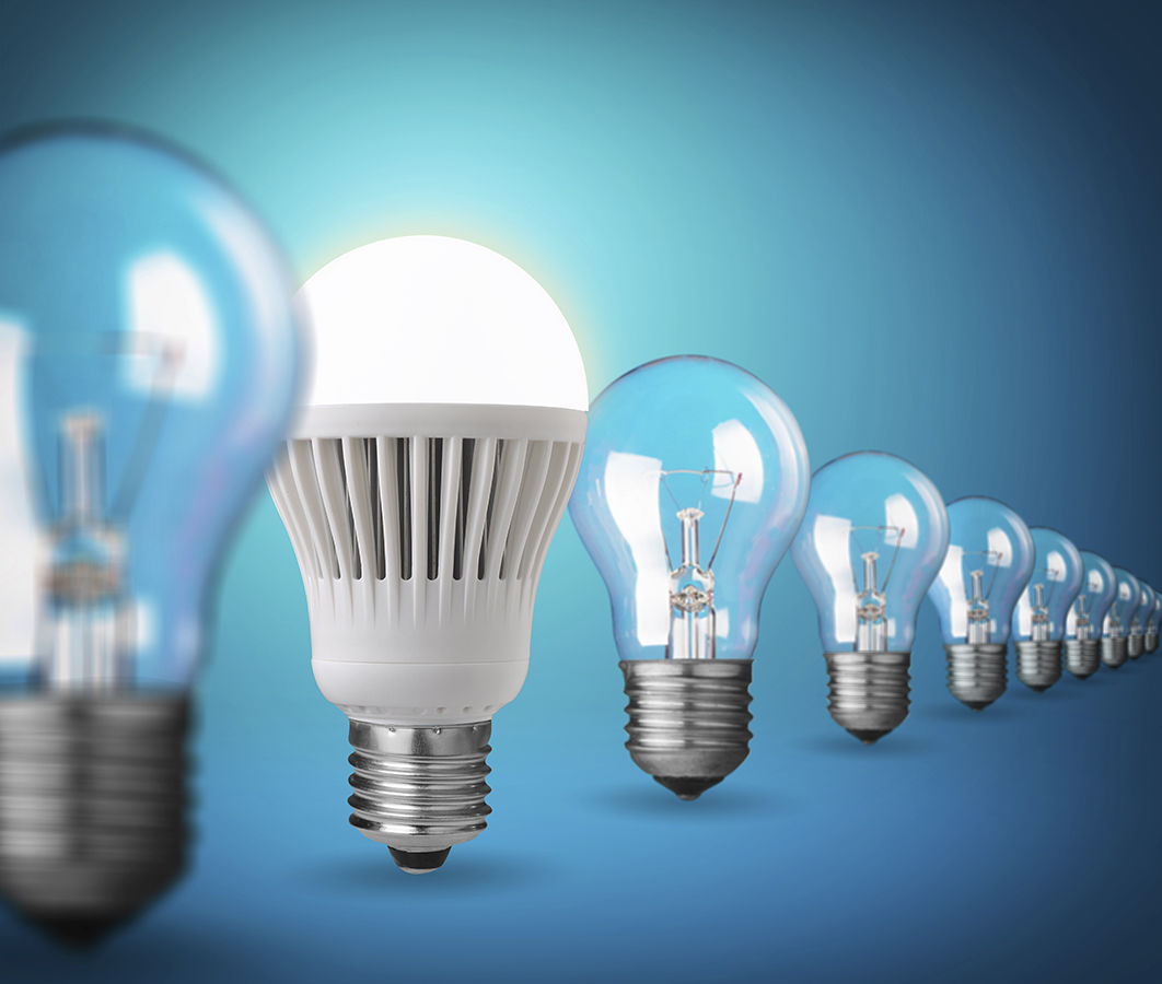 لامپ های LED